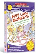 Five Little Monkeys Jumping on The Bed ... more bedtime stories